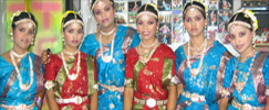 Amazing Dandiya Dance Performance in Chennai